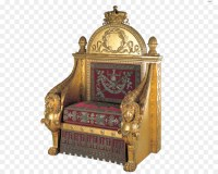 Napoleon I on His Imperial Throne Palace of Versailles ...