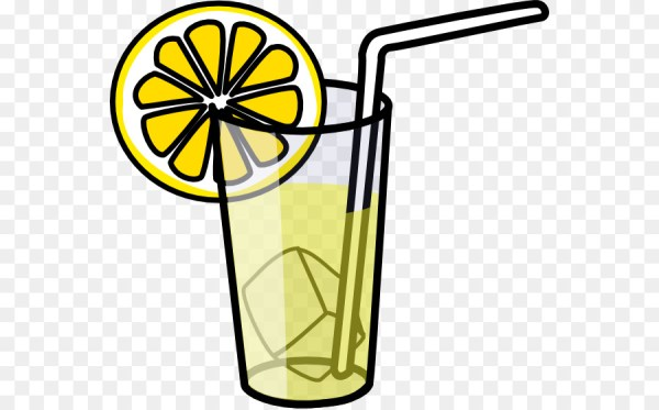lemonade juice soft drink clip