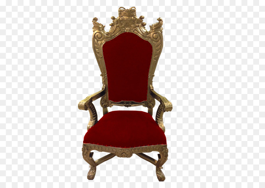 Throne Chair  Throne Transparent Background png download