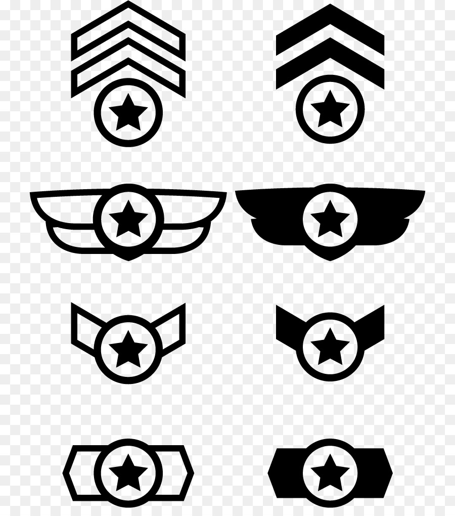 Military badges of the United States Euclidean vector