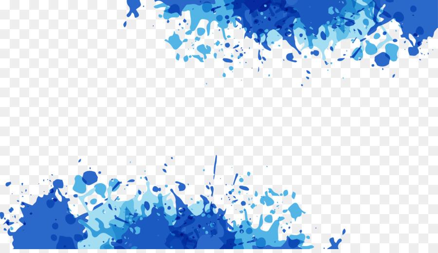 Background Biru Langit Vektor
