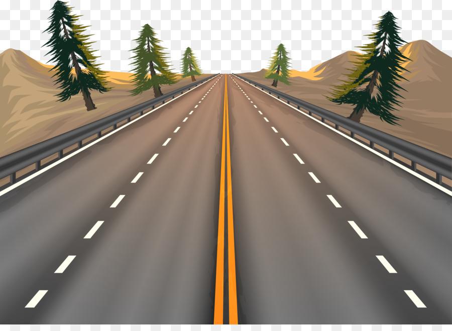 Euclidean vector Road  Vector road png download  2053
