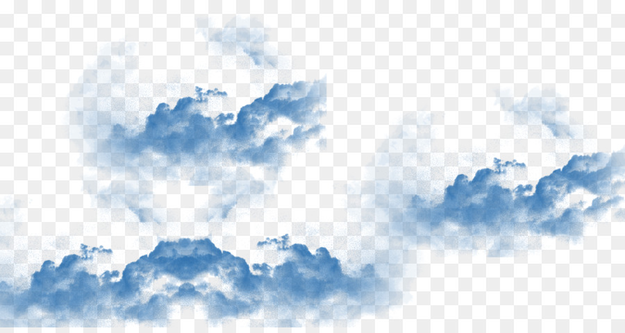 United States Sky Cloud Blue Phonograph record  Blue