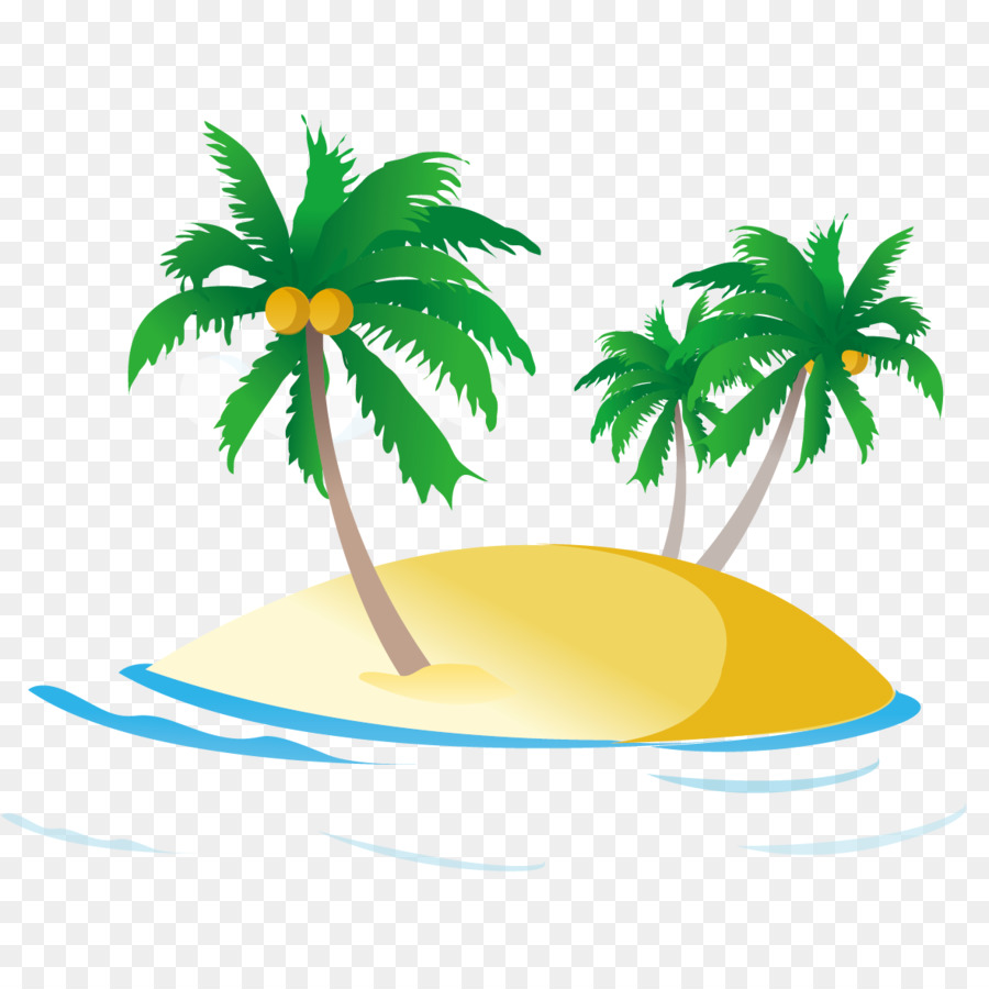 hight resolution of sea ocean royalty free clip art beach coconut tree png download 1181 1181 free transparent sea png download