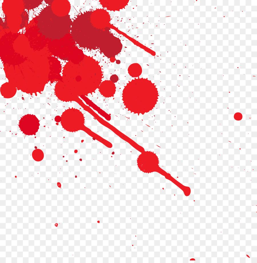 hight resolution of blood splatter film art heart point png