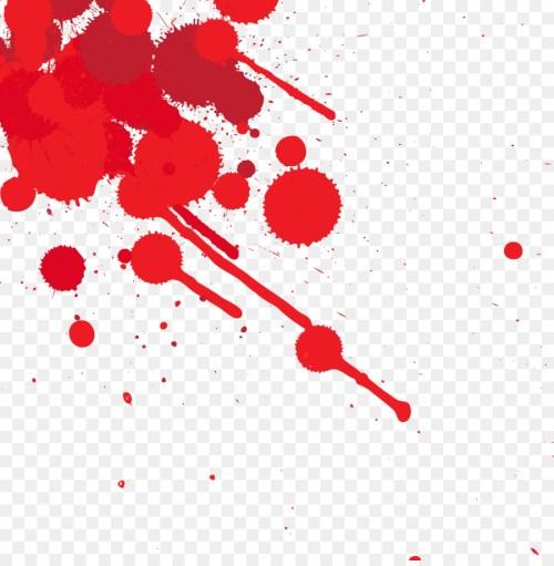 small resolution of blood splatter film art heart point png