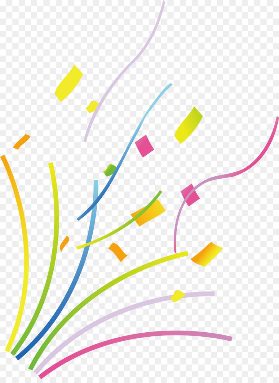 cartoon confetti png download