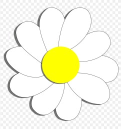 flower common daisy coloring book point png [ 900 x 920 Pixel ]