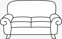 Table Couch Living room Chair Clip art - Sofa Pictures png ...