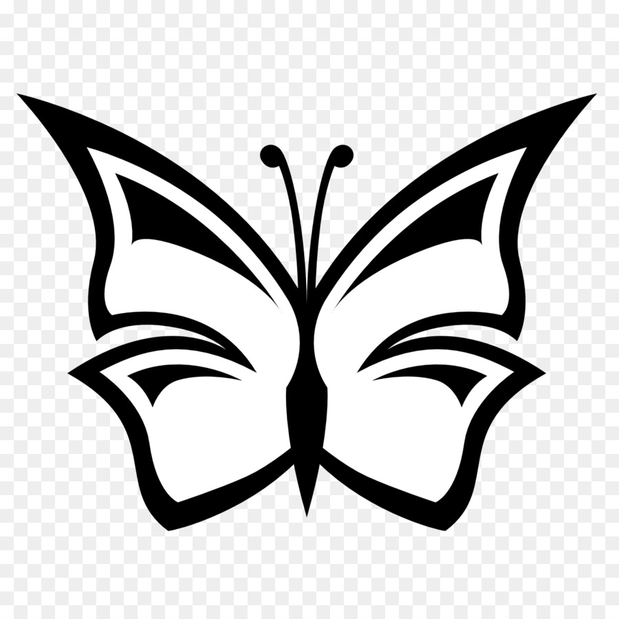 hight resolution of butterfly free content black and white visual arts png