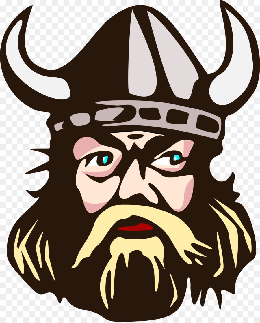 medium resolution of minnesota vikings viking nfl head cattle like mammal png