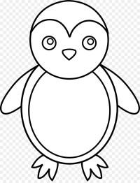 Pingino de la Antrtida Dibujo Clip art - Dibujos ...