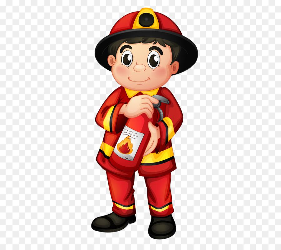 fireman cartoon png download