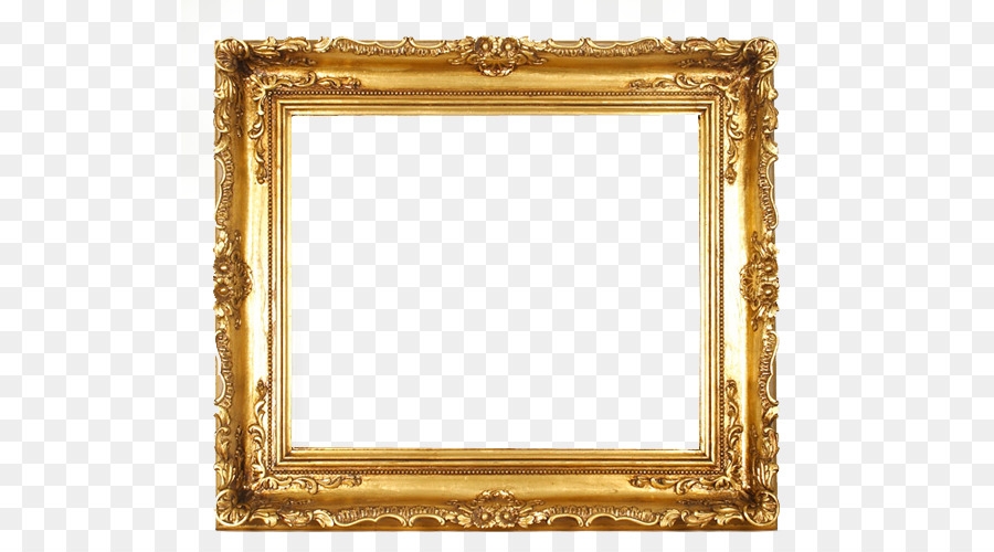 Picture Frame Photography Download Gold Frame 572 500 Transprent Png Free Download Picture