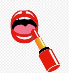 lipstick lip cosmetics smile line png [ 900 x 940 Pixel ]