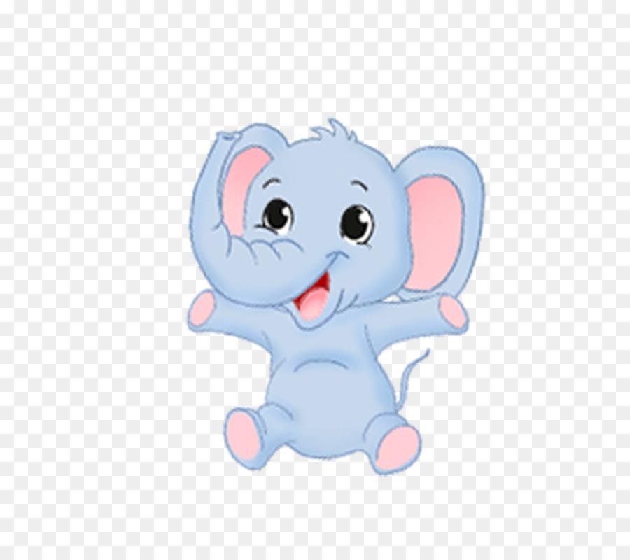 Gambar Animasi Gajah Lucu
