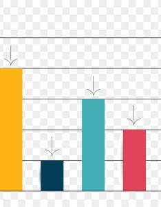 Bar chart infographic diagram vector mathematics also rh kiss