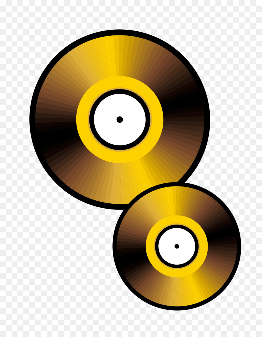 hight resolution of compact disc optical disc drawing cartoon cd cartoon poster promotional material