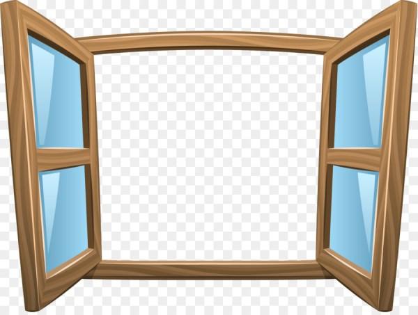 window royalty-free clip art