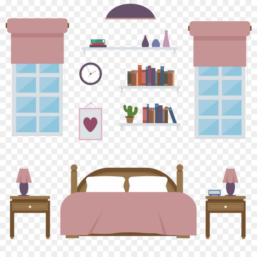 Vector Beds png download  12001200  Free Transparent