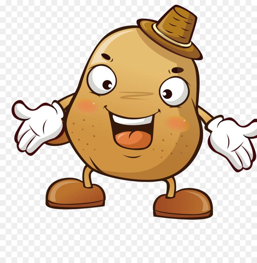 Baked Potato Sweet Potato Vegetable Clip Art Interesting