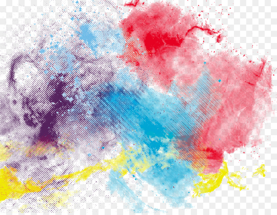 Watercolor Painting Download Colorful Ink 1000 771