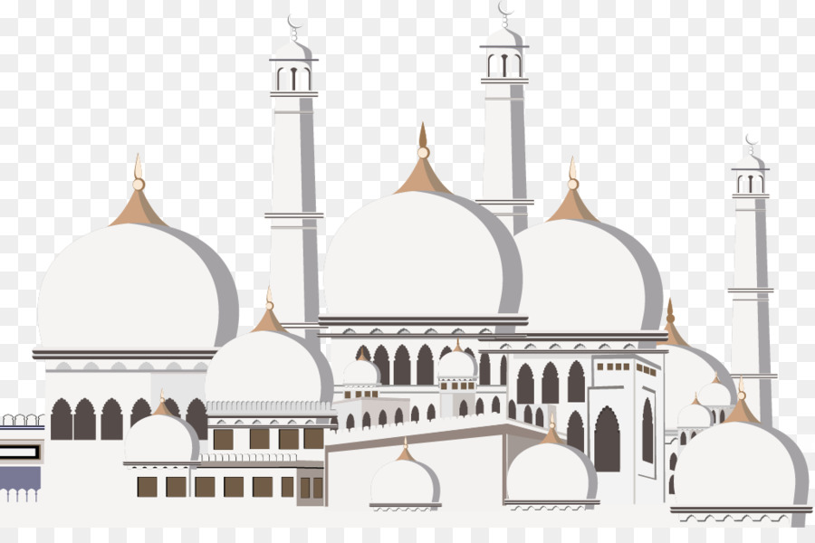 Kaaba Ramadan Mosque Islam Eid Mubarak  Vector European