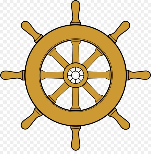 small resolution of ships wheel ship steering wheel area symbol png