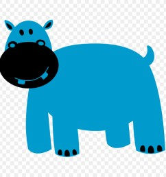 hippopotamus colorful animals animal cattle like mammal animal figure png [ 900 x 900 Pixel ]