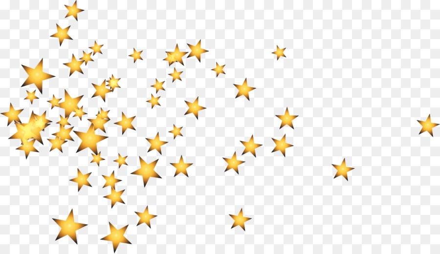 Yellow Star Clip Art Cartoon Gold Stars Png Download