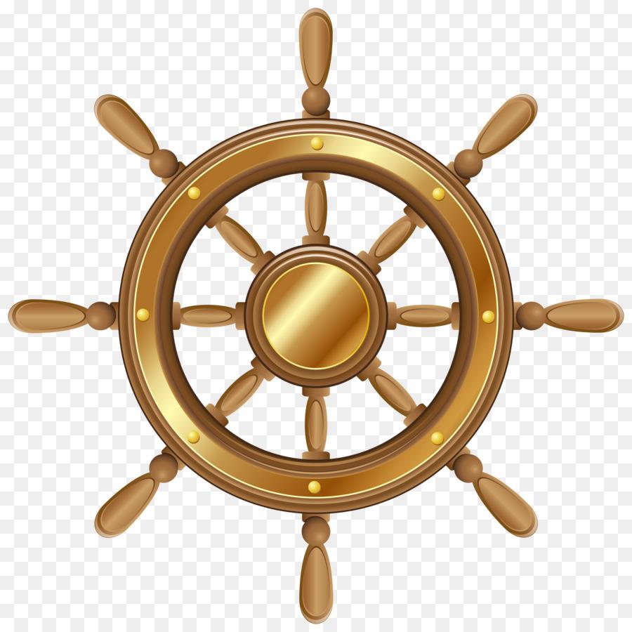 hight resolution of ships wheel ship wheel brass metal png