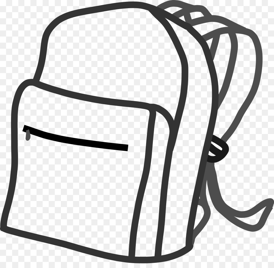 medium resolution of bag backpack black and white area monochrome photography png