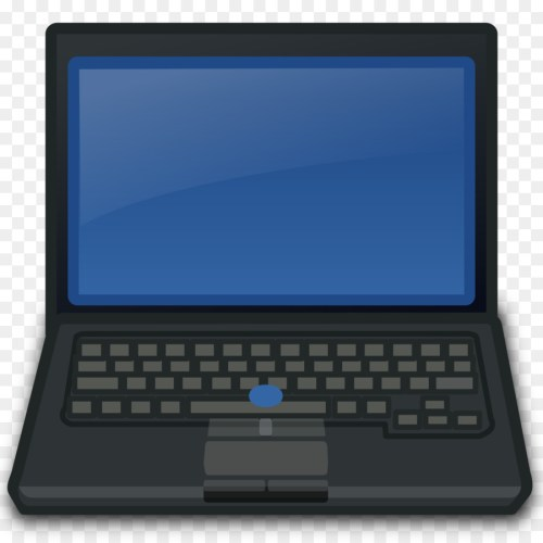 small resolution of laptop netbook computer display device png