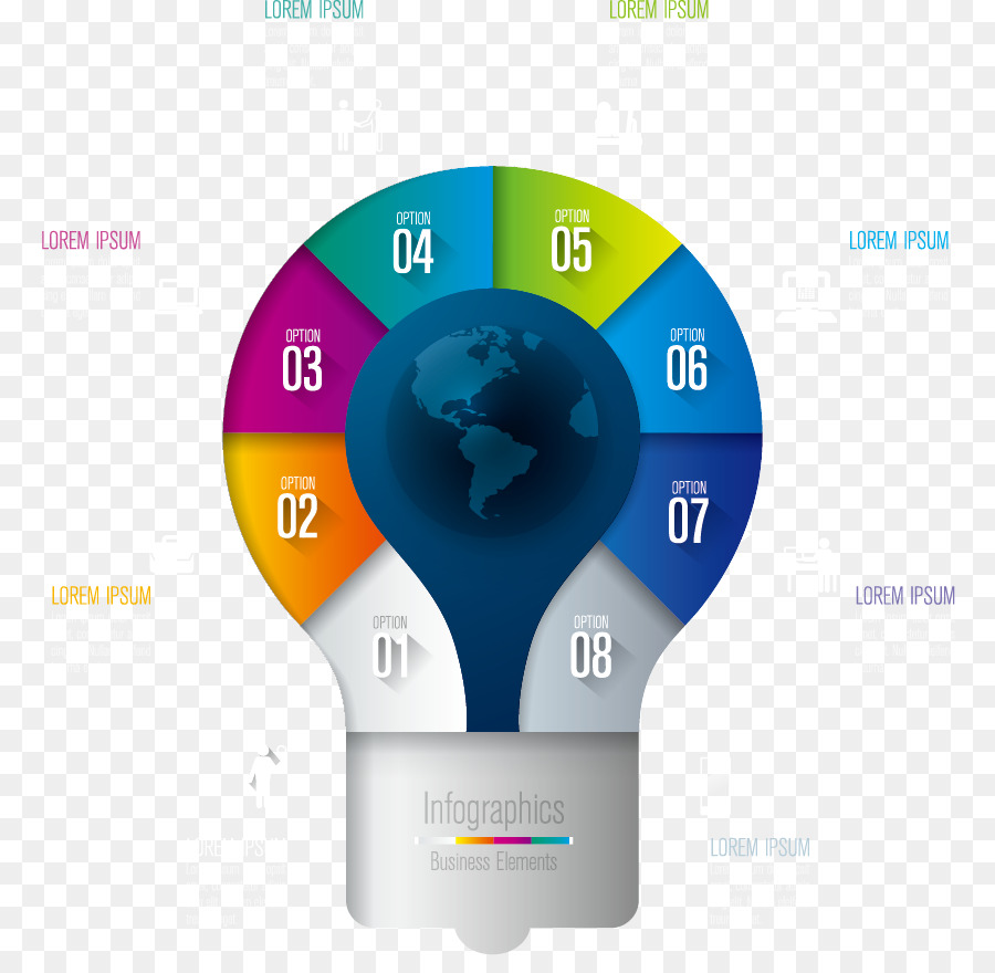 medium resolution of chart lamp creativity communication brand png
