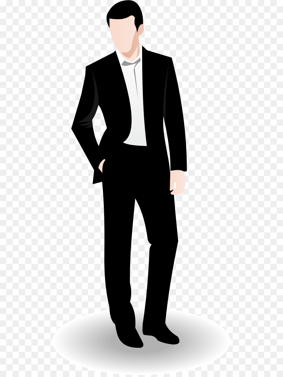hight resolution of businessperson business free content standing shoulder png