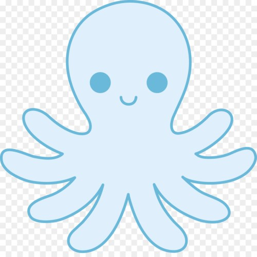 small resolution of octopus free content cuteness marine invertebrates line art png