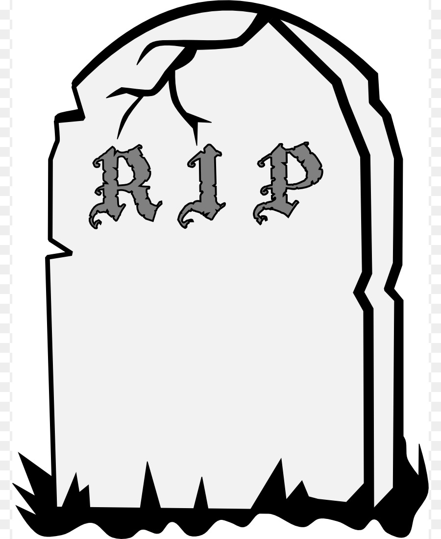 medium resolution of headstone cemetery grave line art plant png