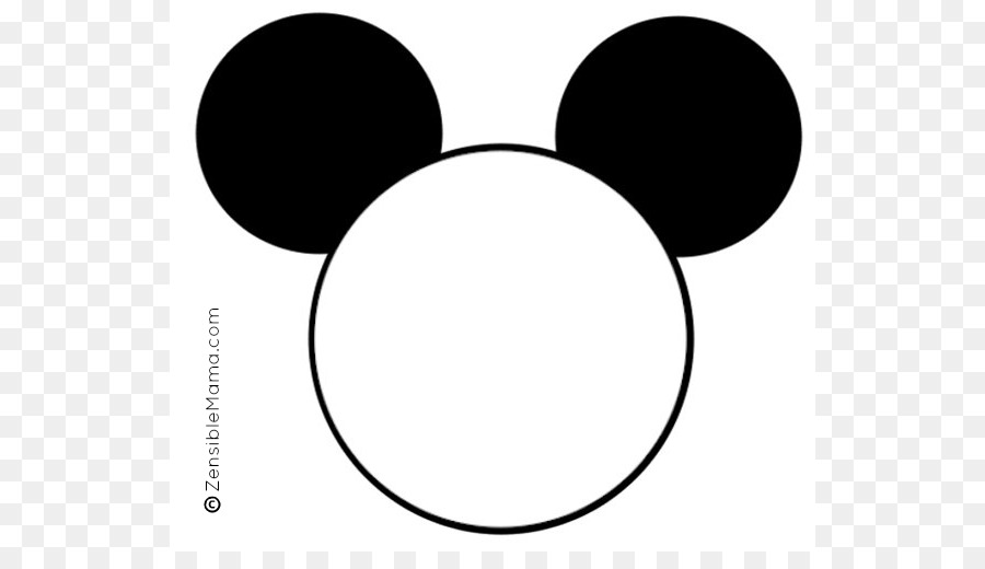 Mickey Mouse Minnie Mouse Wedding invitation Template
