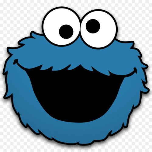 small resolution of cookie monster cookie clicker biscuits smiley snout png