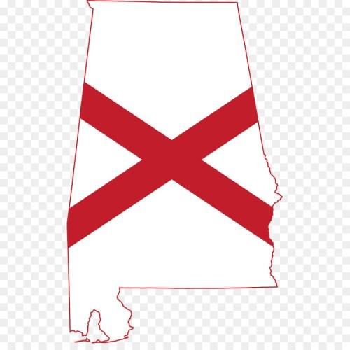 small resolution of alabama flag of alabama map angle area png