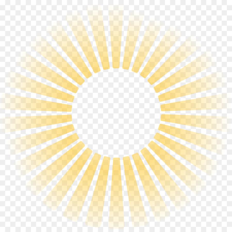 medium resolution of light sunlight ray symmetry yellow png
