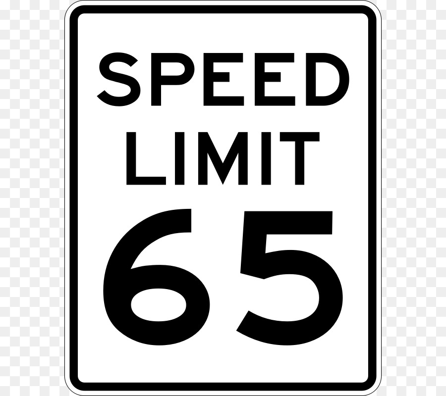 United States Speed limit Car Traffic sign Clip art