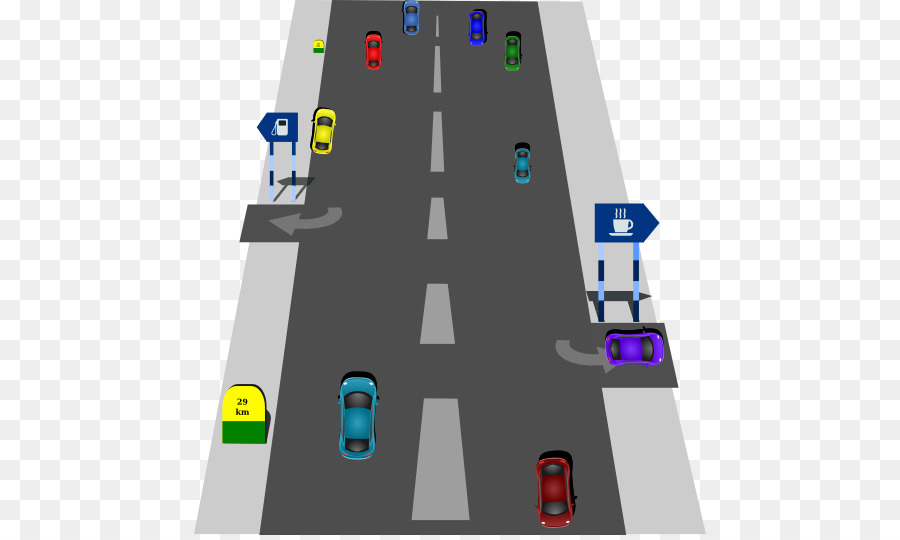 Road Highway Traffic sign Clip art  Street Cliparts png