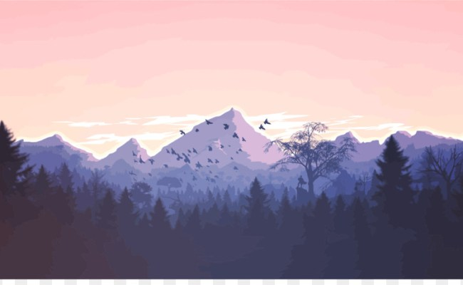 Winter Background Png Download 2400 1202 Free