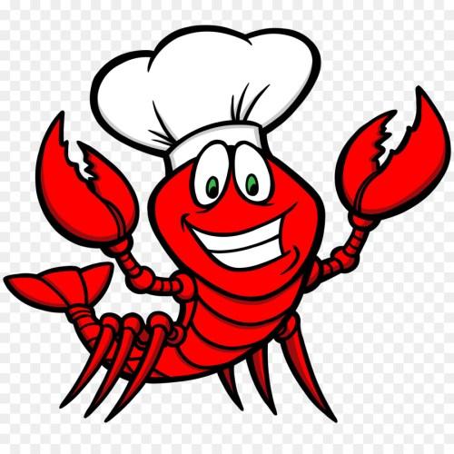 small resolution of crayfish cajun cuisine clip art lobster