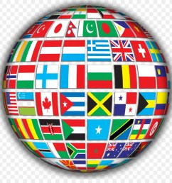 globe world flags of the world ball symmetry png [ 900 x 900 Pixel ]
