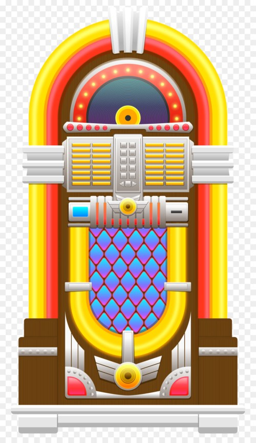 small resolution of jukebox clothing rock and roll yellow machine png