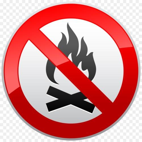 small resolution of fire no symbol sign emblem area png