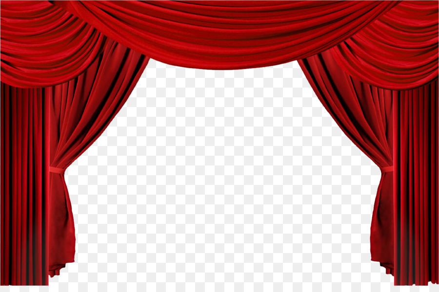 Window Theater Drapes And Stage Curtains Clip Art Movie Theatre 1370893 Transprent Png Free