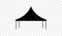 Tent Canopy Party Symbol Clip art - gazebo png download ...
